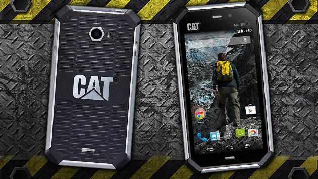 cat s50 celular