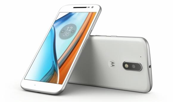Smarphone Moto G4 da Motorola. (Foto: Divulgação)
