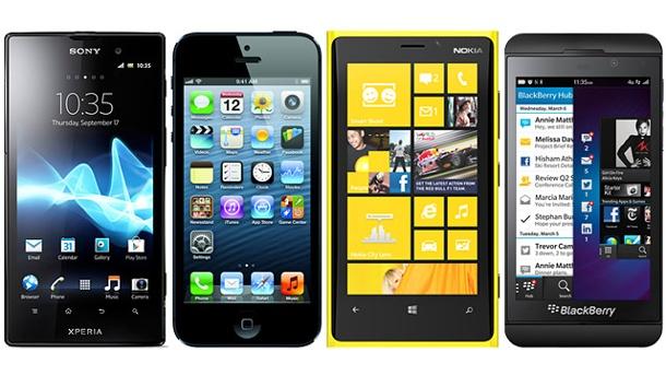 como comparar celulares