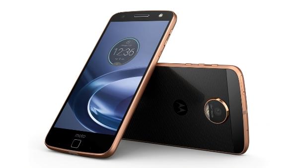 Motorola Moto Z. (Foto: Divulgação)