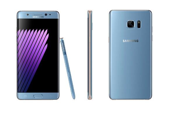 Samsung precisou fazer recall do Galaxy Note 7 por causa de explosões. (Foto: Divulgação)
