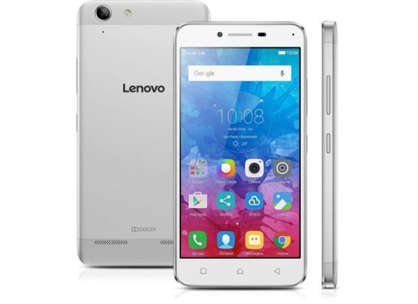 Smartphone Lenovo Vibe K5. (Foto: Divulgação)