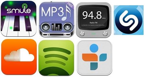 aplicativos para baixar musica