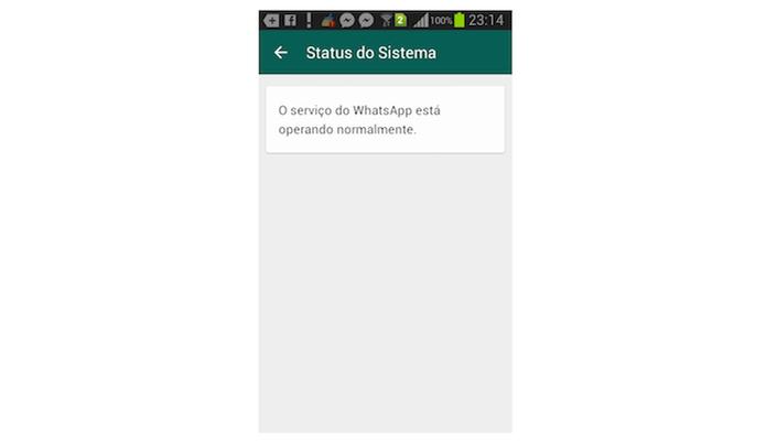 whatsapp fora descobrir